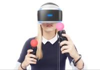 PlayStation VR moet zittend worden gebruikt