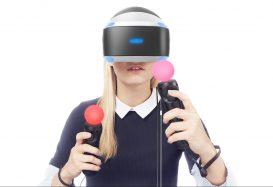 PlayStation VR voor PlayStation 5 (PS5) kan mogelijk vingers volgen