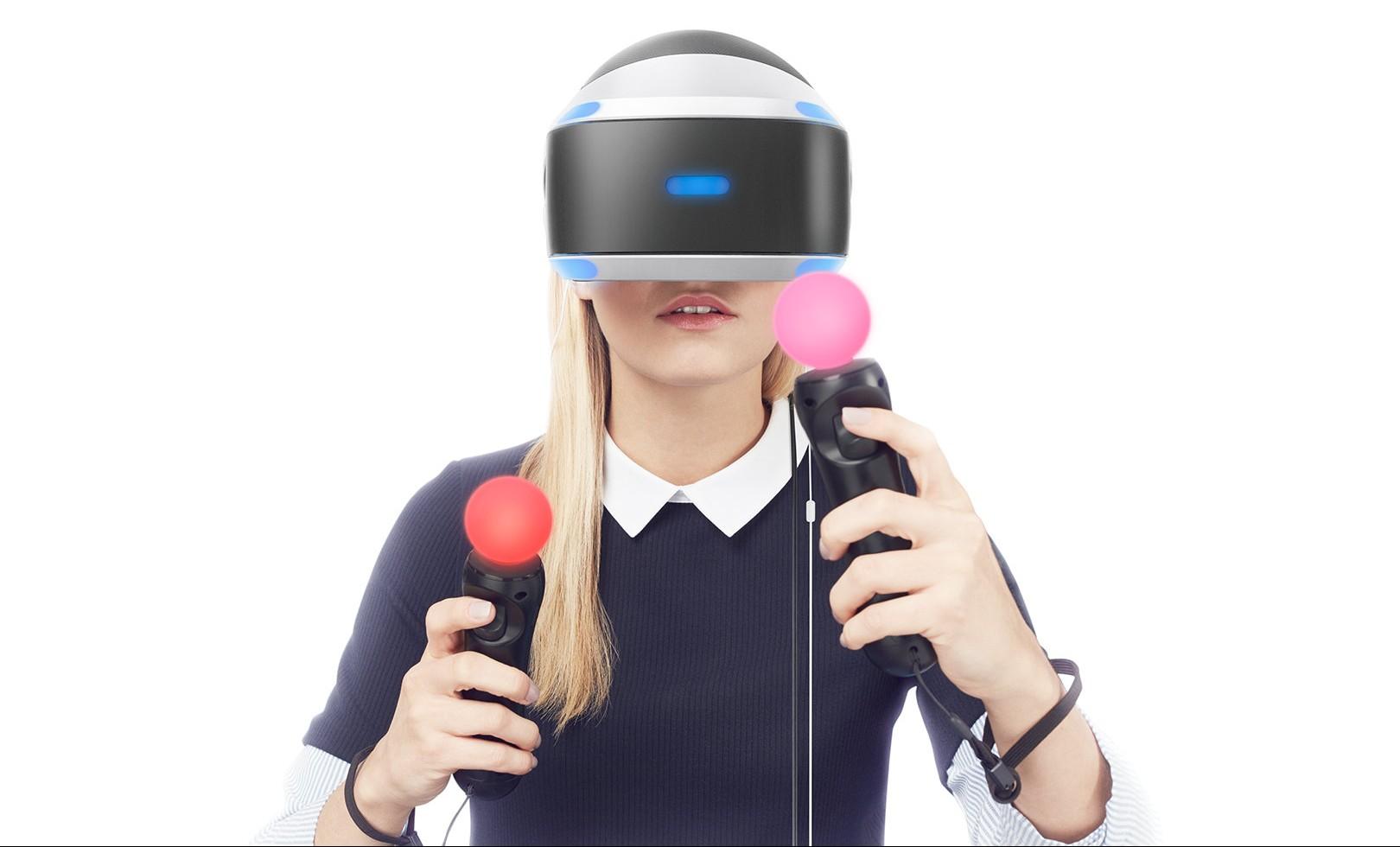 61acab060c51ea PlayStation VR met PS Camera en Gran Turismo voor slechts 249 euro