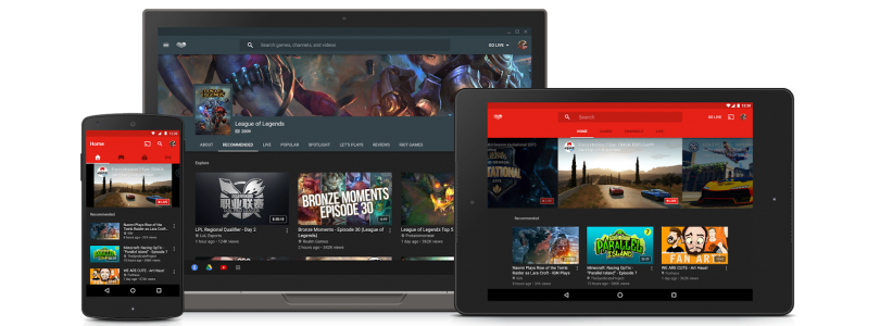YouTube Gaming nu ook in Nederland gelanceerd met iOS- en Android-app