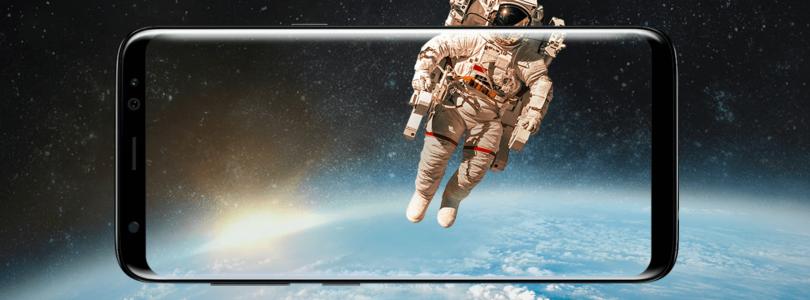 Samsung Galaxy S8 en S8+ ontvangen software-update
