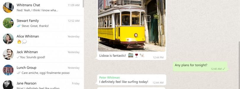 WhatsApp krijgt losstaande app voor Windows en macOS