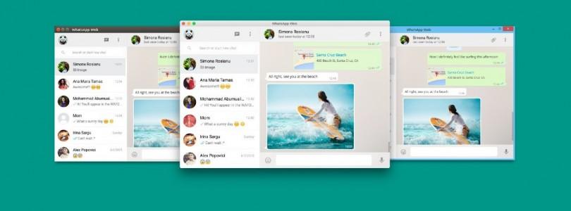 WhatsApp krijgt desktop-apps voor Windows en Mac OS X