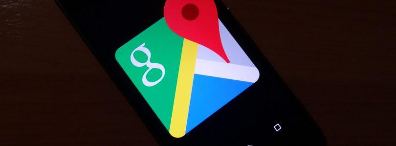 Google Maps geüpdatet met tussenstops