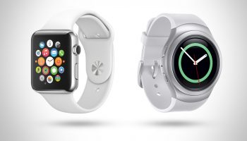 Apple Watch en Samsung Gear veel populairder dan concurrentie