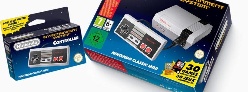 Waarom de productie van de Nintendo Classic Mini: NES is gestopt