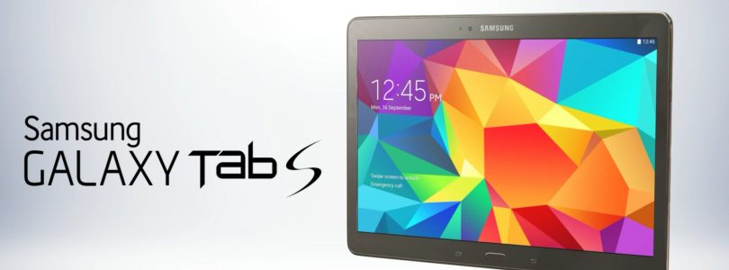 Samsung Galaxy Tab S ontvangt Android 6.0 Marshmallow-update