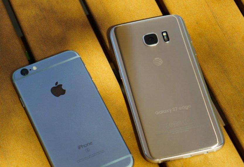 Opvolgers iPhone 7 en iPhone 7 Plus krijgen gekromd oledscherm