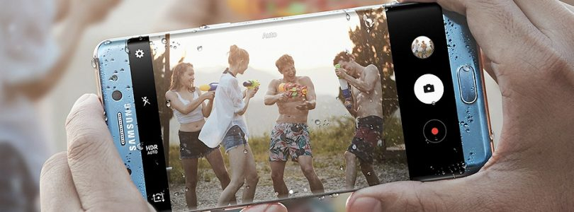 Samsung Galaxy Note 7 net zo krasbestendig als Galaxy S7-serie