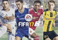 FIFA 17 vanaf dinsdag beschikbaar voor Xbox One, PlayStation 4 en pc