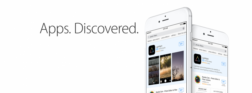 Apple begonnen met tonen van advertenties in App Store