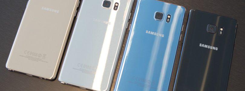 Nieuwe renders van vermeende Samsung Galaxy S8 gepubliceerd
