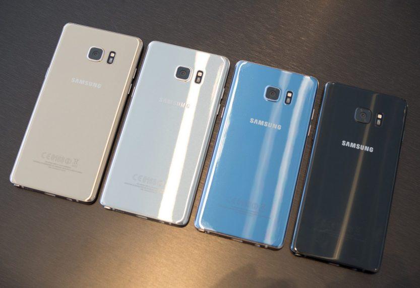 Google Pixel XL gelijkwaardig aan Samsung Galaxy S7 Edge