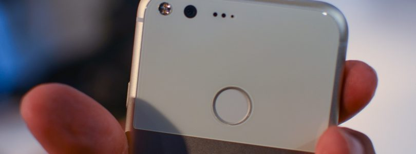 Google Pixel 2 en Pixel 2 XL tonen zich in video