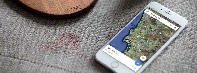 Google Maps voor iOS geüpdatet met iOS 10 ondersteuning en meer