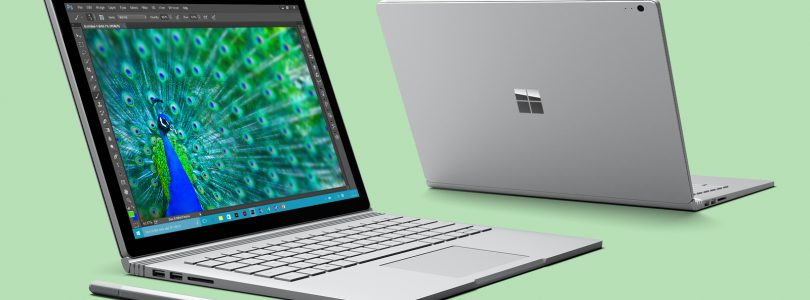 Surface Book i5 en i7 wordt begin 2017 in Nederland uitgebracht