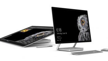 Microsofts Surface Studio moet concurrentie aangaan met iMac
