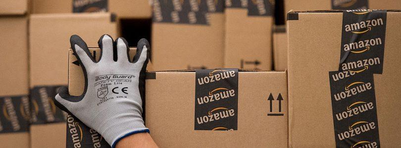 10 euro korting bij Amazon op elke bestelling