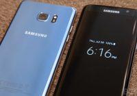 Dit is de Samsung Galaxy S7 Edge in Glossy Black