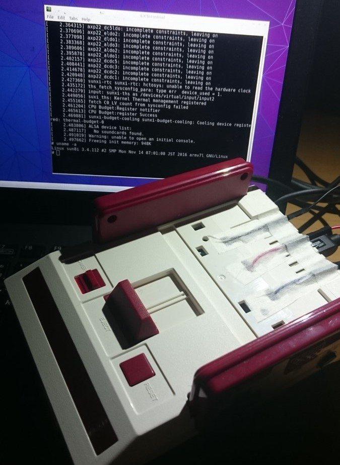 Nintendo Classic Mini: NES draait aangepaste Linux-kernel.