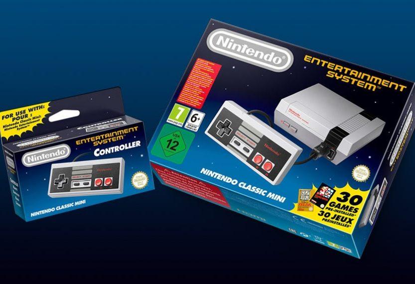 Nintendo Classic Mini: NES speelt SNES-, N64- en Genesis-games
