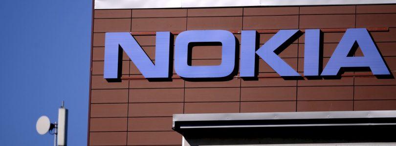 Foto's tonen goudkleurige Nokia 8