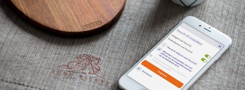 Update voor Rabo Bankieren-app introduceert Touch ID-ondersteuning