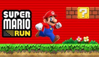 Super Mario Run voor Android komt begin maart uit
