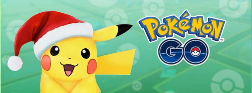 Nieuwe update voor Pokémon Go bevat cadeaus voor kerst