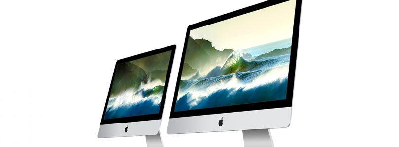 Apple-ceo Tim Cook lijkt nieuwe iMacs te bevestigen