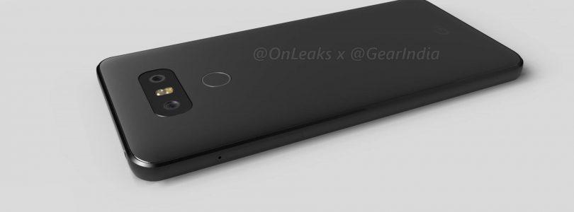 LG G6 krijgt groter scherm en waterdichte behuizing