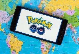 Pokémon Go maakt niet langer gebruik van Google Maps