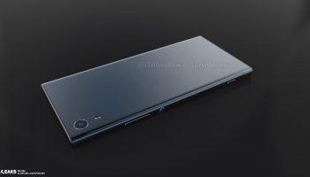 Persafbeeldingen Sony Xperia XA mogelijk gelekt