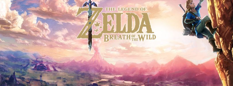 Unboxing van The Legend of Zelda: Breath of the Wild Limited Edition