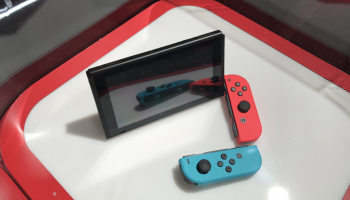 Hier is de Nintendo Switch momenteel te koop