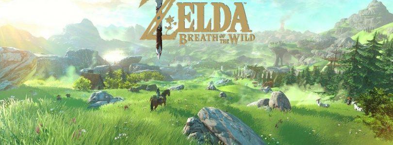 The Legend of Zelda: Breath of the Wild ontvangt nieuwe update
