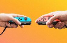 Nintendo Switch in de aanbieding: console in neon of grijs voor 266 euro