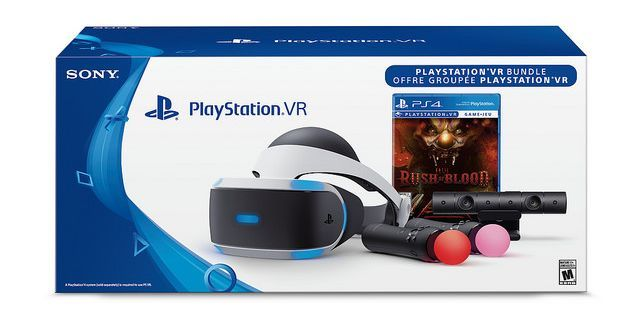 8664fa9a775c3c Daarnaast komt Sony binnenkort ook met een nieuwe PlayStation VR-bundel met  Until Dawn  Rush of Blood