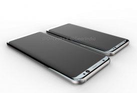 'Prijzen en kleurvarianten Samsung Galaxy S8 en S8+ gelekt'