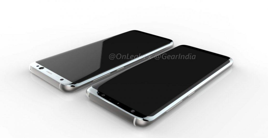 Dit zijn de specificaties van de Galaxy S8 en S8+