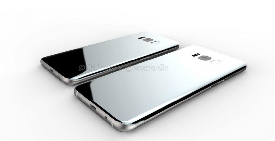 Samsung Galaxy S8 maakt indruk; nieuwe foto's gelekt