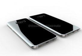 Officiële illustraties bevestigen Samsung Galaxy S8 en S8+ geruchten