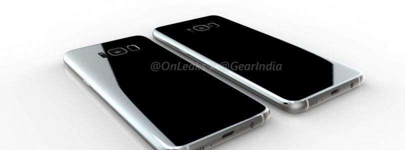 Interface Samsung Galaxy S8 en S8+ te zien op gelekte screenshots