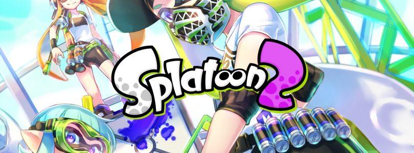 Nintendo brengt Splatoon 2 op 21 juli uit voor Switch