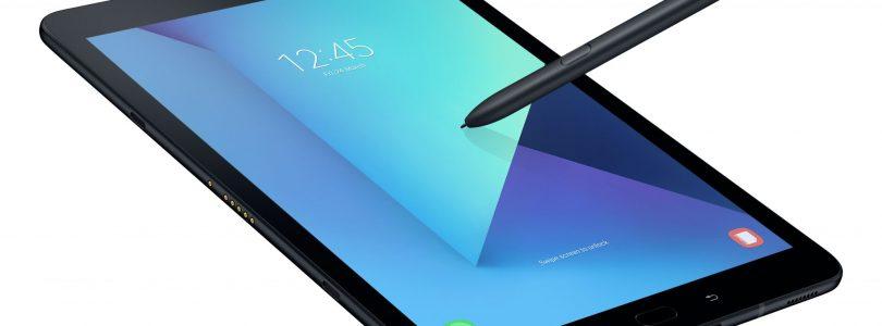 Samsung Galaxy Tab S3 pre-order komt met gratis keyboardcover