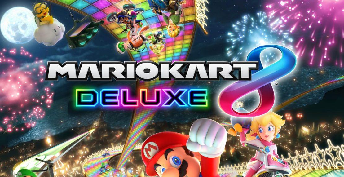 Aanbieding: Nintendo Switch kopen? Nu met Mario Kart 8 Deluxe voor slechts 319 euro