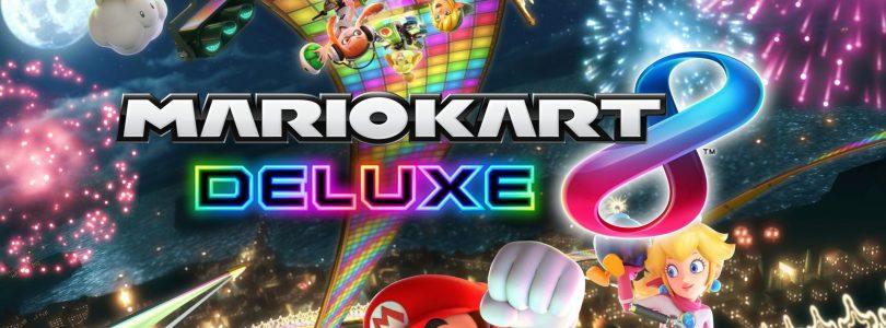 Nintendo Switch krijgt Mario Kart 8 Deluxe-bundel