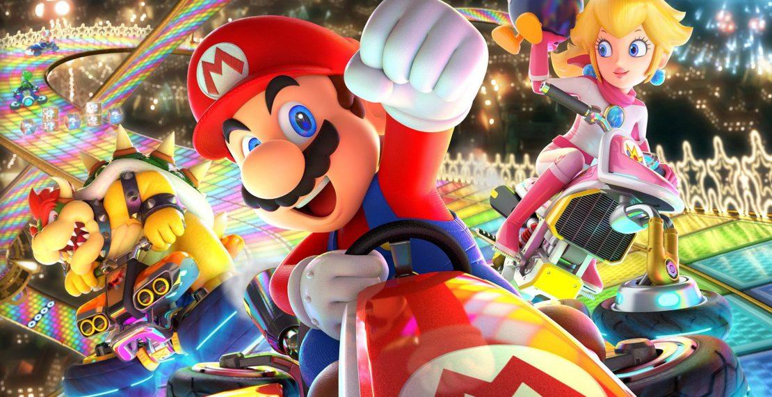 Drie Nintendo Switch-games voor 110 euro