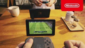 Geen FIFA 18 voor Nintendo Switch