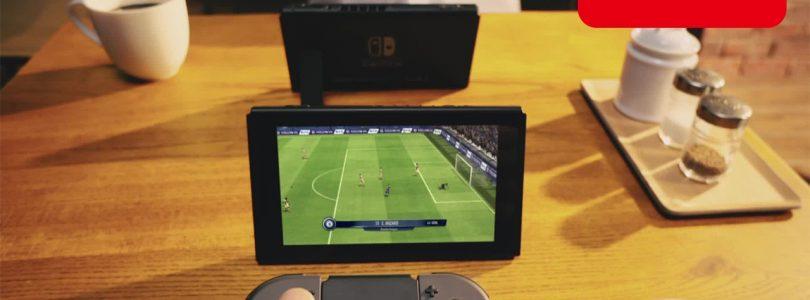 FIFA 18 voorlopig EA's laatste Nintendo Switch-game